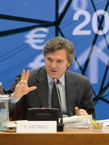 Flavio Cattaneo Terna Energy Utilities