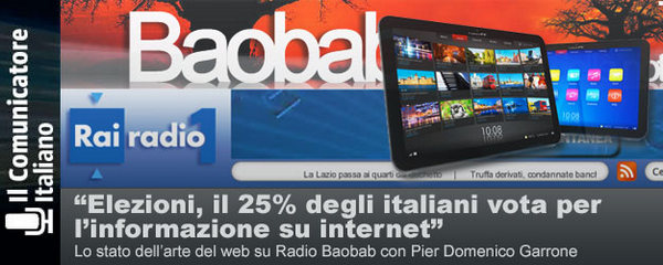 Pier Domenico Garrone Radio Baobab