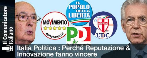Pier Domenico Garrone - Reputazione Web Politica