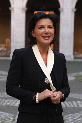 Senatrice Anna Bonfrisco